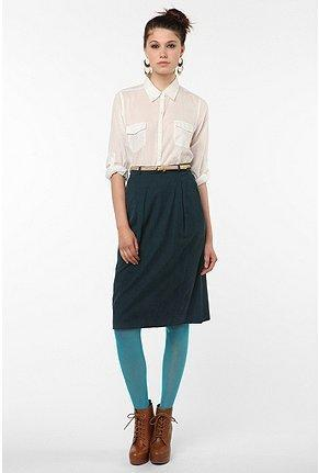 UrbanOutfitters.com > Vintage Missoni Cord Skirt