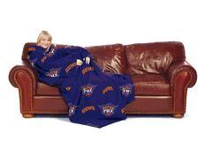 Phoenix Suns LOGO Comfy Throw