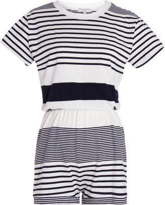 Strped Romper - Opening Ceremony