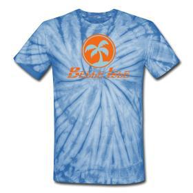 Belle Isle Unisex Tie Dye T-Shirt | downwithdetroit