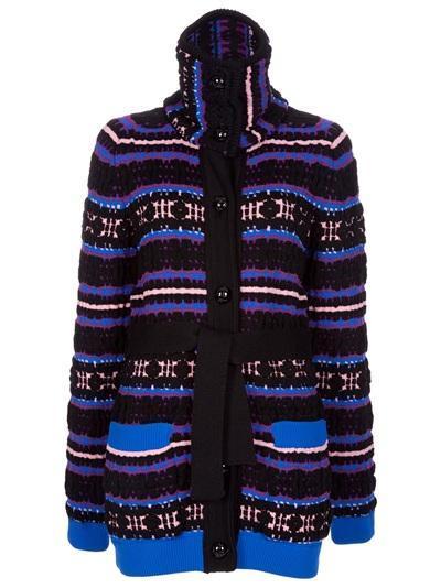 Proenza Schouler Patternedd Jacket