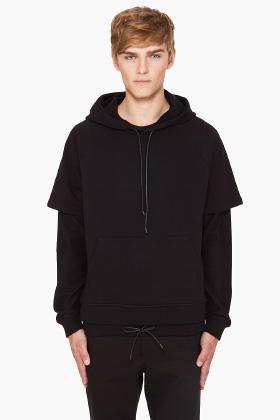 Givenchy Double Felpa Hoodie