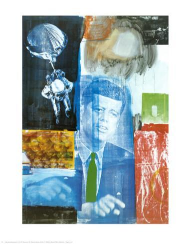 Retroactive I Prints by Robert Rauschenberg at AllPosters.com