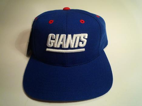 New York Giants Snapback