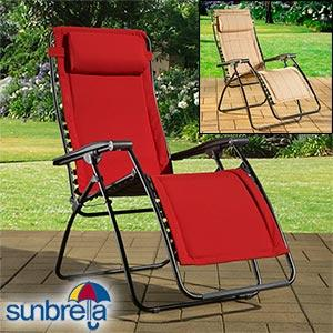 Costco Lafuma RSC Zero Gravity Lounge Chair WANT