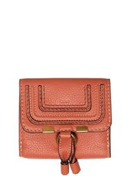 CHLOE&#39; - MARCIE SMALL WALLET - LUISAVIAROMA - LUXURY SHOPPING WO...