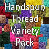 Handspun Thread Variety Pack