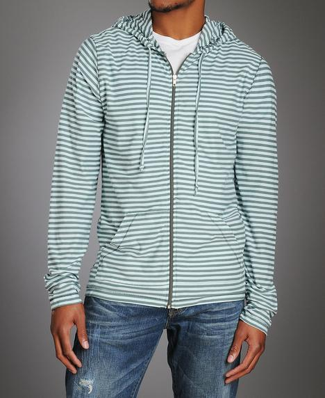Alternative Apparel Manseca Zip-Up Hoodie