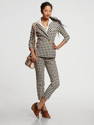 Steven Alan - Annette Checkered Jacket - Saks.com