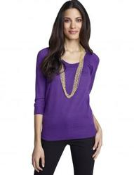 Sweaters for Women: Scoopneck Sweater: The Limited