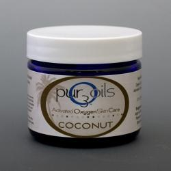 PurO3 Ozonated Coconut Oil