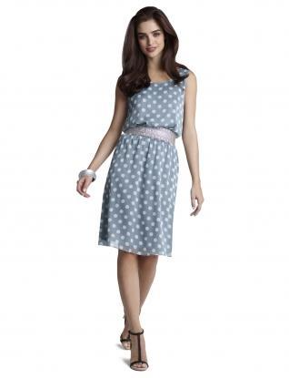 Dresses for Women: Dotted Tank Dress: The Limited