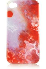 Weston | Agate printed iPhone 4 case | NET-A-PORTER.COM