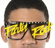 Party Rock Glasses