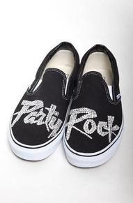 Party Rock Shoes (Black)