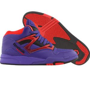 Reebok Pump Omni Lite (team purple / red / black) - Shoes - 4-361017...