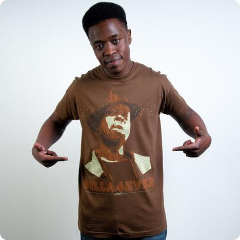 Dilla 4 Ever t-shirt