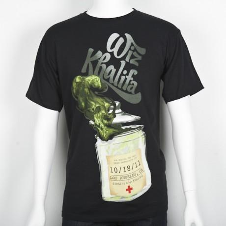 Smoke Jar LA Event Mens Basic T-Shirt