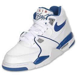 Nike Air Flight 89 Men&#39;s Basketball Shoes| FinishLine.com | Whi...