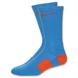 Nike Elite Men's Basketball Crew Socks | FinishLine.com | Photo ...