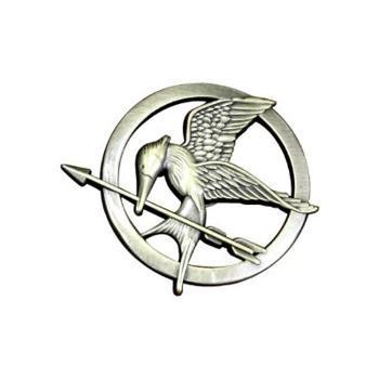 Mockingjay Pin &gt; Official Merchandise &gt; The Hunger Games