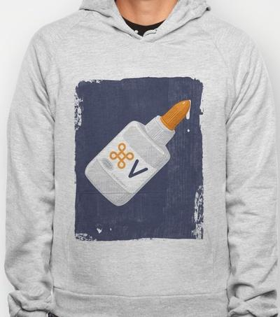 Command Paste Hoody by Brandon Ortwein | Society6