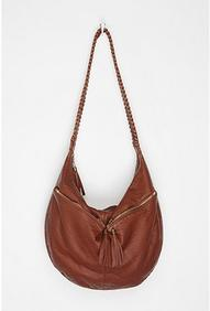 UrbanOutfitters.com > Ecote Double-Tassel Whipstich Hobo Bag