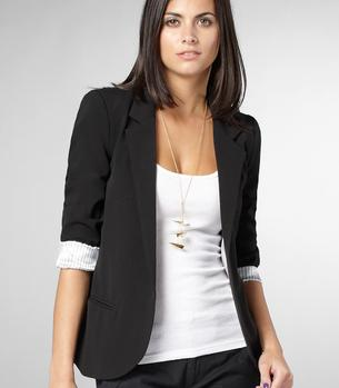 FredFlare.com - Boyfriend Blazer - Shop Necessary Objects Blazer...