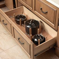 Drawer Inserts - Hafele Kitchenware & Plate Organizer | KitchenS...
