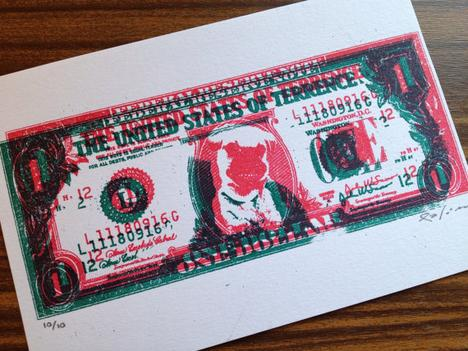 The United States of Terrence by ElliottRooney on Etsy