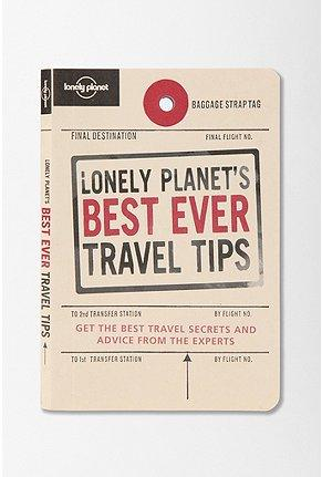 UrbanOutfitters.com &gt; Lonely Planet&#39;s Best Ever Travel Tips By Tom...