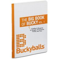 ThinkGeek :: The Big Book of Bucky