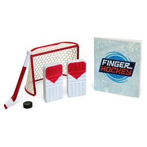 ThinkGeek :: Finger Hockey Desktop Office Game