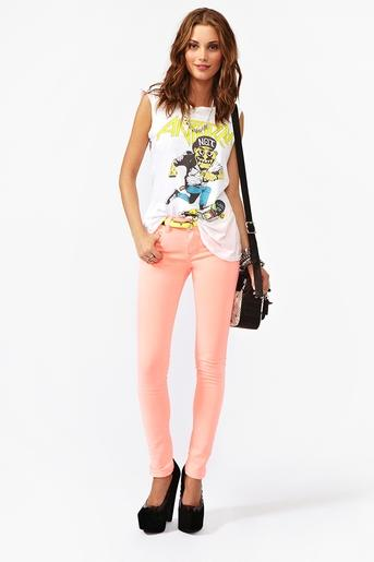 Shocker Skinny Jeans in Clothes at Nasty Gal