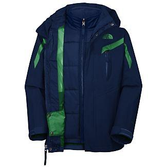The North Face Boys' Boundary Triclimate Jacket - Free Shipping on...