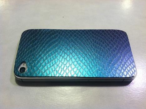 MagSkin: Very Thin Magnetic Backing For Your iPhone 4/4S by Daniel...