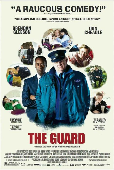 The Guard - 11 x 17 Movie Poster - Style A
