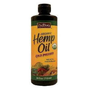 Nutiva Organic Hemp Oil, 24-Ounce Bottle: Amazon.com: Grocery & ...