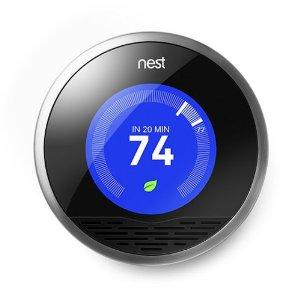 Amazon.com: Nest Learning Thermostat T100577: Home Improvement