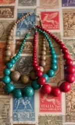 Coco Bead Necklace