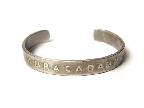 Abracadabra Cuff