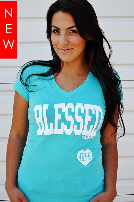 087-Blessed Teal V Psalm 5:12