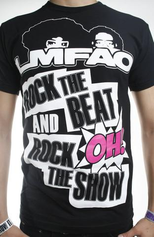 Rock The Beat Tees