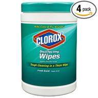 Clorox Disinfecting Wipes, Fresh Scent