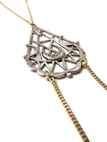 Sacred Geometry Body Chain