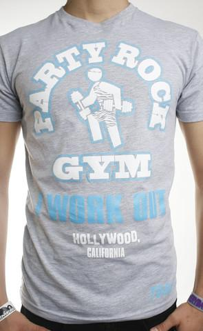 Party Rock Gym Tees