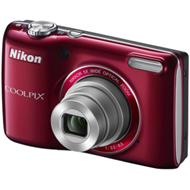 Nikon Coolpix L26 Digital Camera (Red) ~ On Sale, Regularly $119.95...