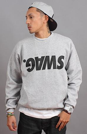 Capital The FCK YOUR SWAG Crewneckblk : Karmaloop.com - Global C...