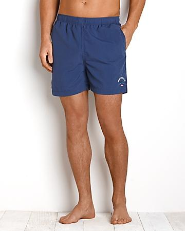 "Lucky Larry by Tommy Bahama 4.5"" Swim Trunks"