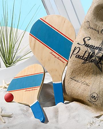 Summertime Paddle Ball Set